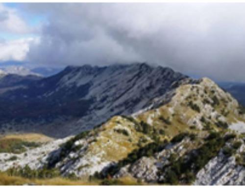 Park prirode Orjen, novo zaštićeno područje u Republici Srpskoj i Bosni i Hercegovini